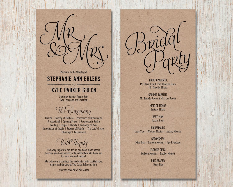 Rustic Vintage Wedding Invitation is adorable invitation template