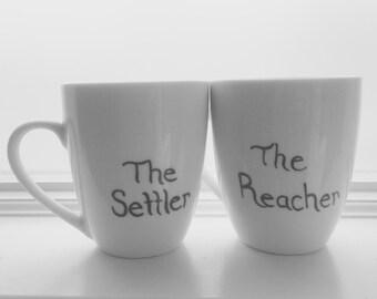 Reacher/Settler set