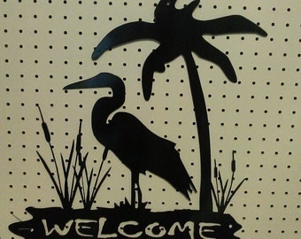 Welcome Egret