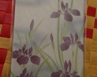 Iris Japanese Paper Envelopes