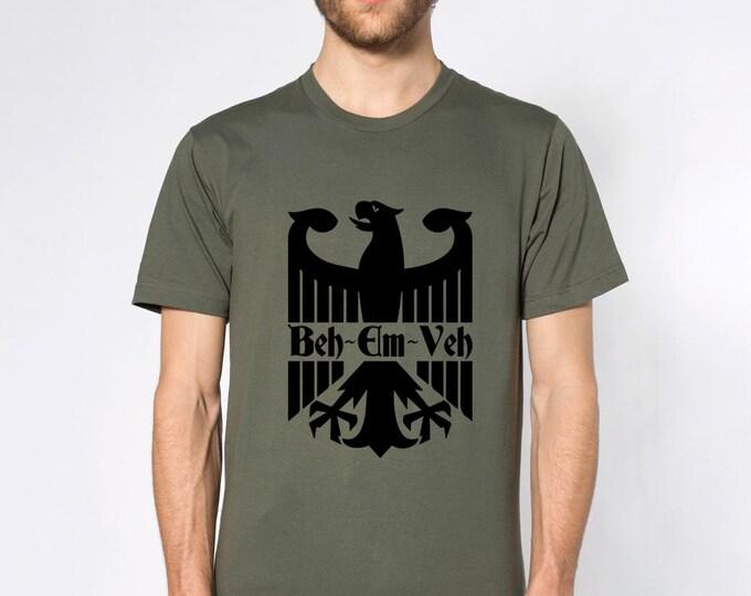 KillerBeeMoto: Beh-Em-Veh Modern German Eagle Short & Long Sleeve Motorcycle Shirts