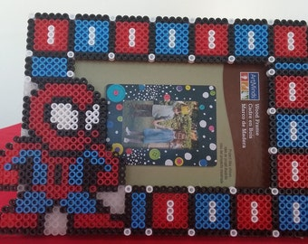 Spiderman Picture Frame