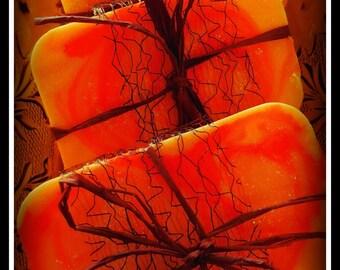 Creamsicle Pop Soap
