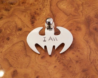 Batman Fridge Magnet, Superhero Fridge Magnet, Teacher Gift, Hero Magnet