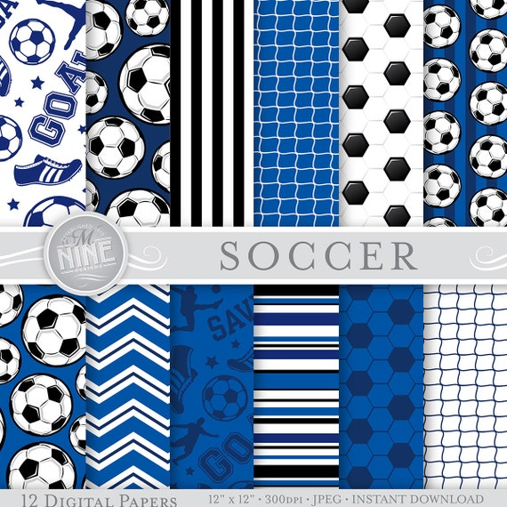 soccer paper Purchasing soccer-specific party supplies can add up quickly, so making your own decorations and soccer-themed foods can help keep the budget reasonable i ordered these white paper lanterns from oriental trading company, but you can often find similar versions at the dollar tree or on amazon (listed below.