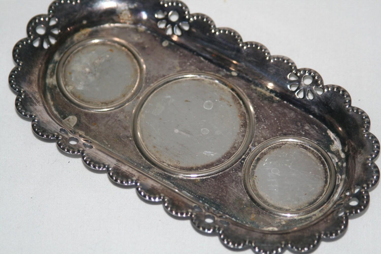 Vintage Plate Made In England Ceramics, Porcelain Decorative Arts