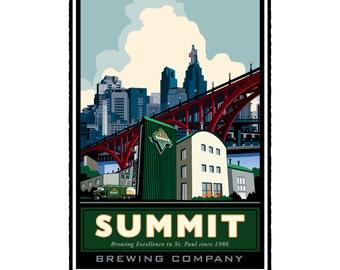 Landmark MN | Summit Brewing Company Highbridge by Mark Herman