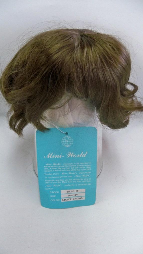 Wig Dollhouse Doll 52