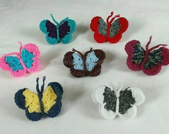 Butterfly hair bands, girls hairband, hair accessories