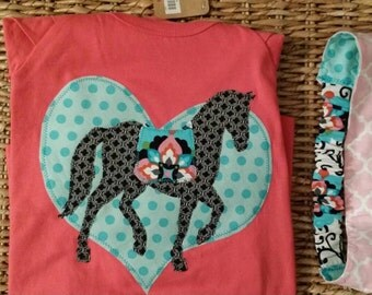 Love of Horses Top