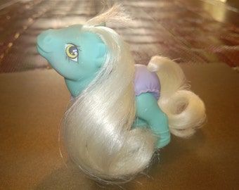 Vintage Baby Tippy Toes 1990 My Little Pony