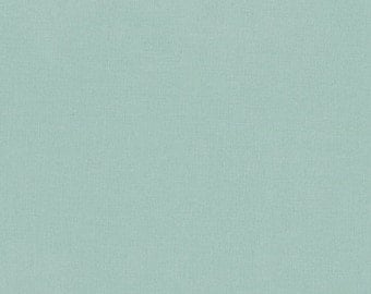 Kona Cotton in Seafoam - Robert Kaufman (K001-1328)