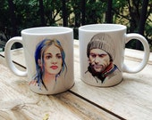 Pack 2 mugs Eternal Sunshine of the Spotless Mind