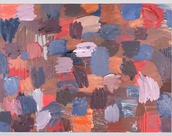 Series Painting XVII: Bears
