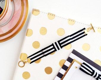The 'Meet Me in Paris' Le Petit Bow Bracelet