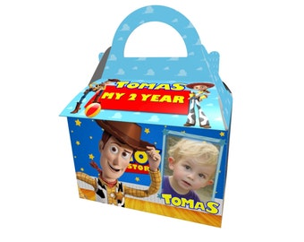 Toy Story - Custom Box for Birthday