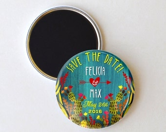 Save the Date - Save the Date Magnet - Wedding Save the Date - Wedding Save the Date Magnet