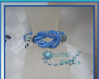 Bracelet Sweet Knot Pattern ( only in french and in iItalian)