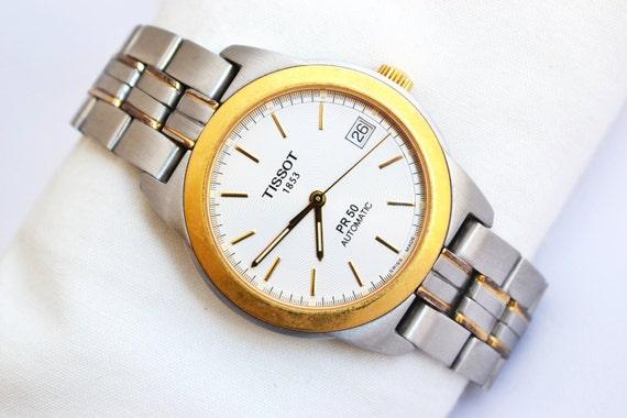 Tissot PR50 Mens Watch eBay