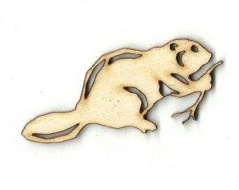 beaver art etsy