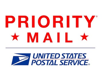 PRIORITY SHIPPING upgrade for your Boob Scarf order, usps Priority for USA domestic destinations, Get It Faster, 1-3 days transit