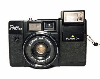 Fujica Flash - perfect lomo 70's camera