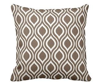 7 Sizes Available: Lumbar Pillow Euro Pillow 20x20 Pillow Cover 18x18 Pillow Cover 12x24 Pillow Cover Brown Throw Pillow Cover Brown Pillow