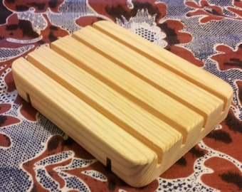 60 bulk wholesale natural wooden soap dishes.