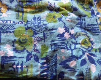 5 Yards Vintage Flannel - Bark Cloth Look