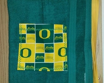 OR Ducks terry cloth half apron