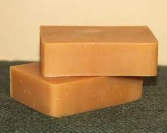 Sweet Sandalwood Organic Goat's Milk Soap