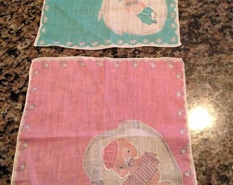 Pair of Handkerchiefs