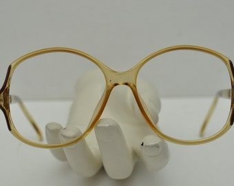 Vintage 70s Golden Brown Christian Dior Frames