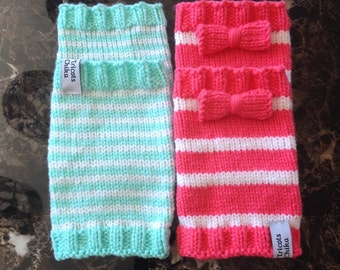 Legwarmers for babies and children