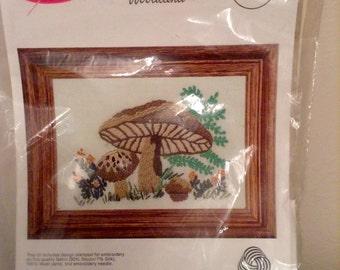 Woodland Stitchery Embroidery Kit