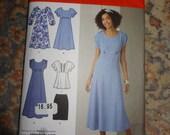 Simplicity 2249 Dress Pattern- US Size 10-18
