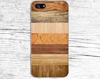 7 Shades of Striped Wood Design Case for iPhone 6 6 Plus iPhone 7  Samsung Galaxy s8 edge s6 and Note 5  S8 Plus Phone Case, Google Pixel
