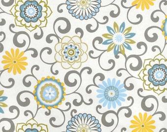 Waverly Pom Pom Play Spa Fabric - by the Yard