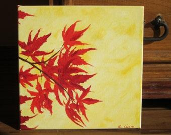 Modern Painting; Fall Morning