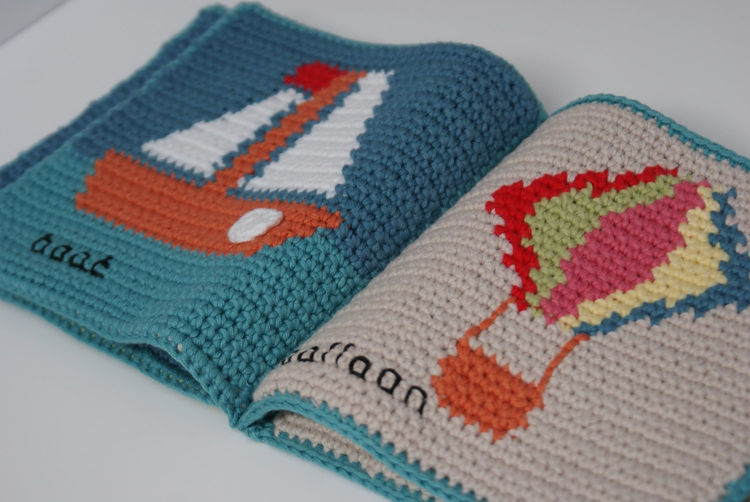 Book Cover Crochet Uk : Crochet pattern baby book soft waldorf toy by franklyfair