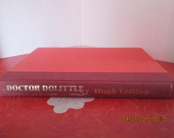 Dr. Dolittle, A Treasury By Hugh Lofting First Edition, 1967