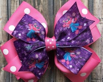 Sesame Street Abby Cadabby Hair Bow / Sesame Street Abby Cadabby Bow