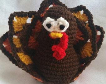 Gobblin' the Turkey