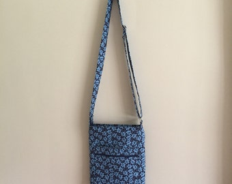 2 Zip Hipster, Two zip hipster, cross body bag, cross body purse, comfy bag, crossbody bag, crossbody purse, customizable purse, custom bag