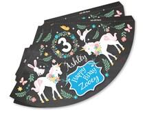 Unicorn Crowns and Birthday Hats, Customized Printable DIY