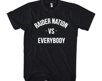 Versus (Customize) Raider Nation