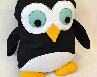 Christmas Penguin SEWING PATTERN