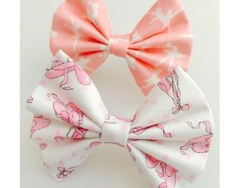Ballet bows