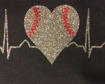 Baseball heartbeat