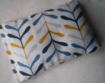 Organic Cotton Catnip Pillow - GOTS certified Organic Cotton